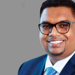 Welcome Remarks – H.E. Dr. Mohamed Irfaan Ali